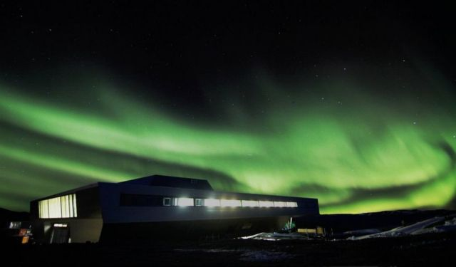Bharati Research Station:  NCAOR (National Centre for Antarctic and Ocean Research).