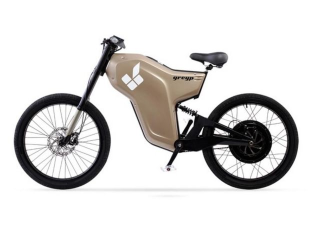 Rimac Greyp G12 Electric Bike 1