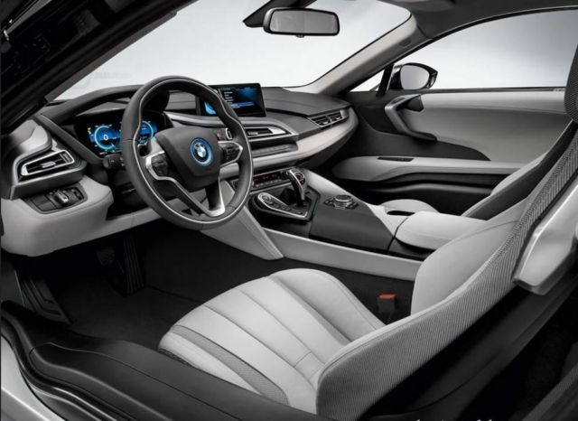 The BMW i8 unveiling September 10th  1