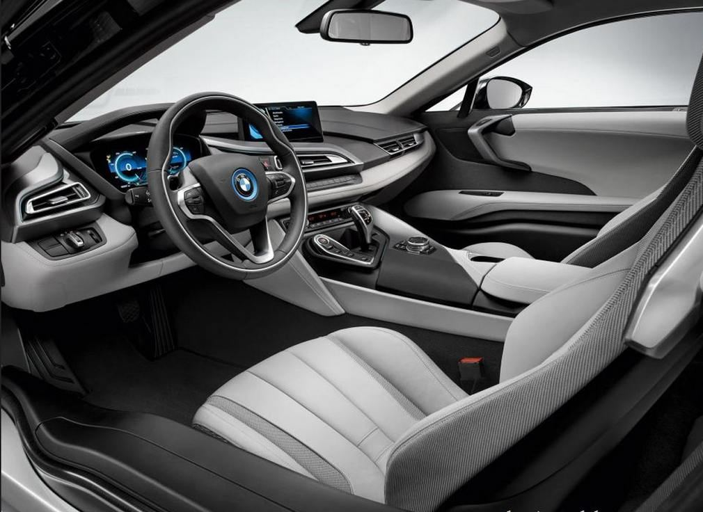 The BMW i8 unveiling September 10th (3)