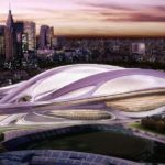Tokyo 2020 Olympics will be placed around Zaha Hadid's ...