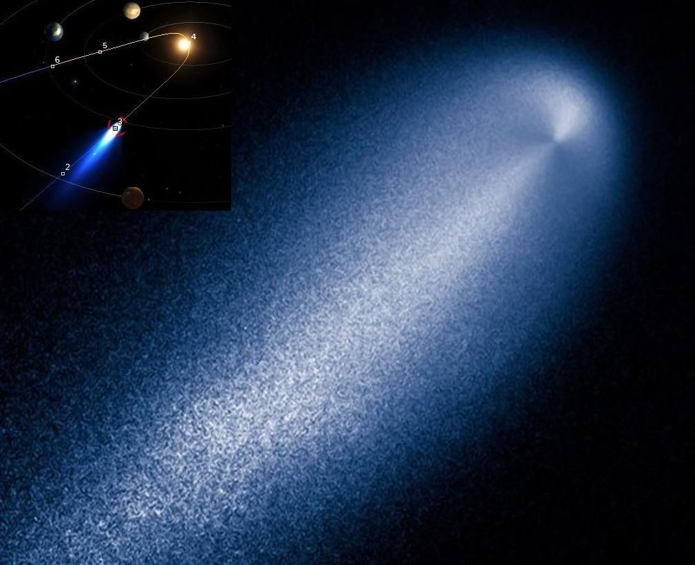 Tracking Comet ISON with this interactive model (4)