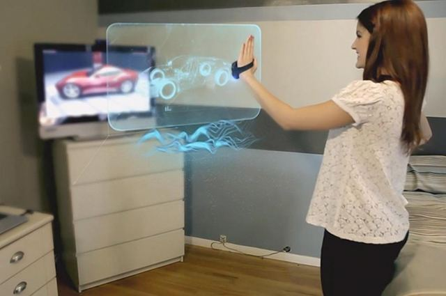 iMotion - 3D motion controller 1