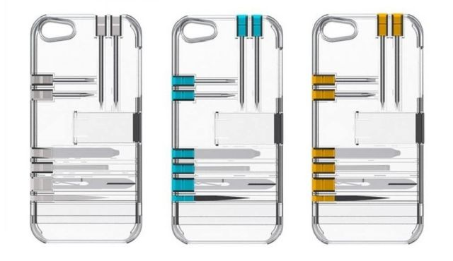 iN1 Swiss Army Knife iPhone Case 1