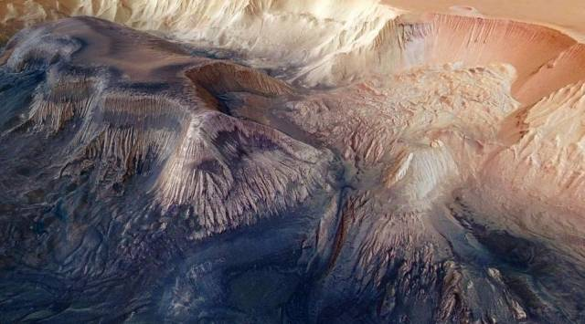 3D stunning images from Mars 1