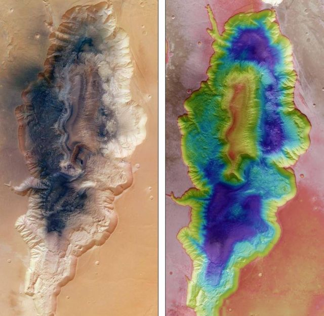 3D stunning images from Mars (2)