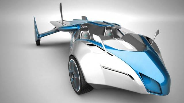 Aeromobil Roadable aircraft 1