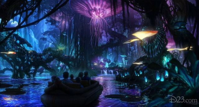 Avatar to come to life at Disney park 1