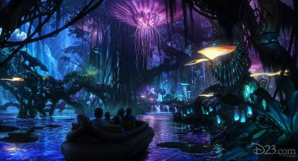 Avatar to come to life at Disney park (7)