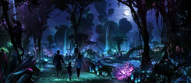 Avatar to come to life at Disney park (4)