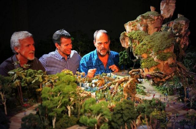 Avatar to come to life at Disney park (2)