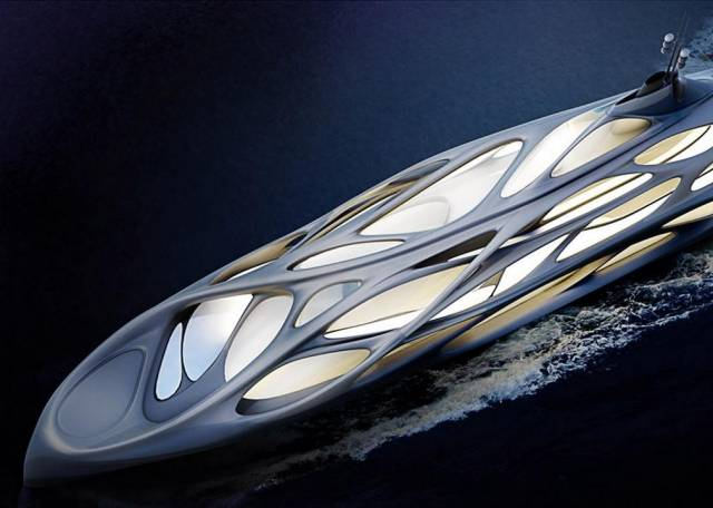 blohm voss superyachts by zaha hadid wordlesstech. Black Bedroom Furniture Sets. Home Design Ideas