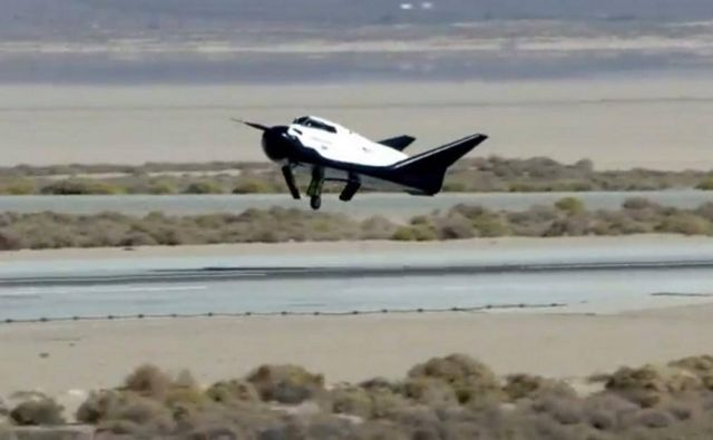 Dream Chaser program to move forward with Flight tests 1