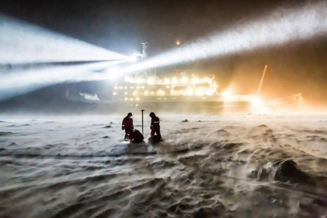 ESA's CryoVex mission in an Alien world (1)