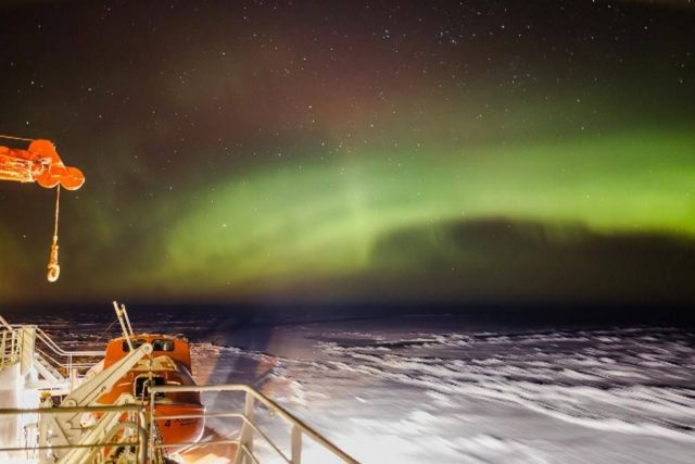 ESA's CryoVex mission in an Alien world (2)