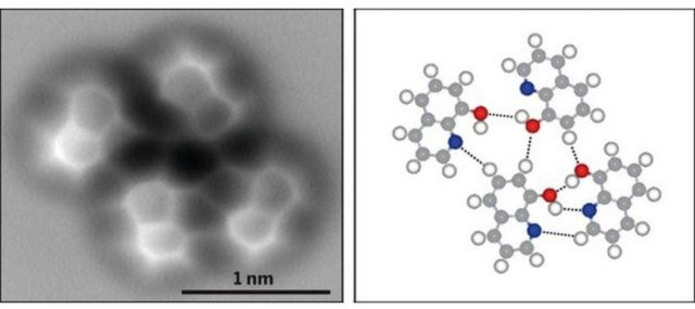 Hydrogen bond seen for the first time 2