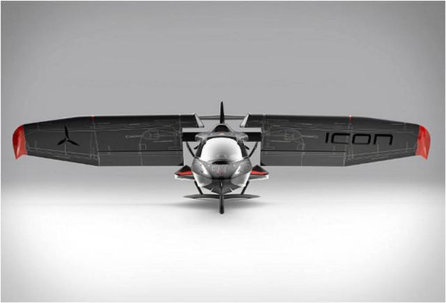 ICON Aircraft - A5 Systems layout model (5)