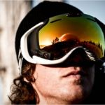 Oakley Airwave goggle with heads-up display