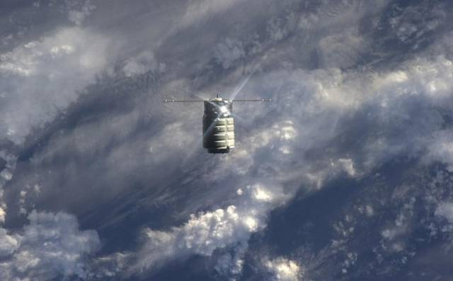 Orbital Sciences is now second private firm to supply the ISS 1