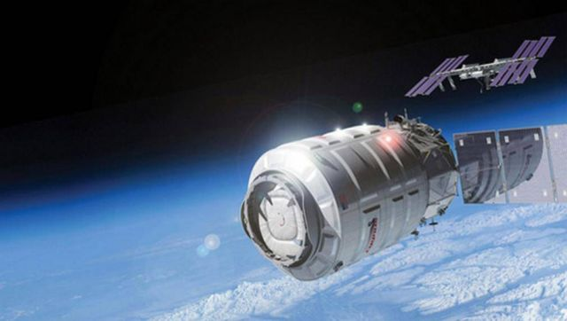 Orbital Sciences is now second private firm to supply the ISS 2