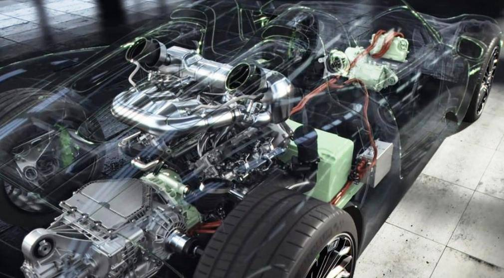 Porsche 918 Spyder Engine Technology Wordlesstech