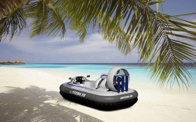 Recreational Hovercraft Airslide H37 (14)