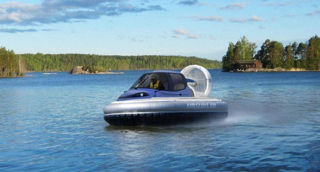 Recreational Hovercraft Airslide H37 (3)