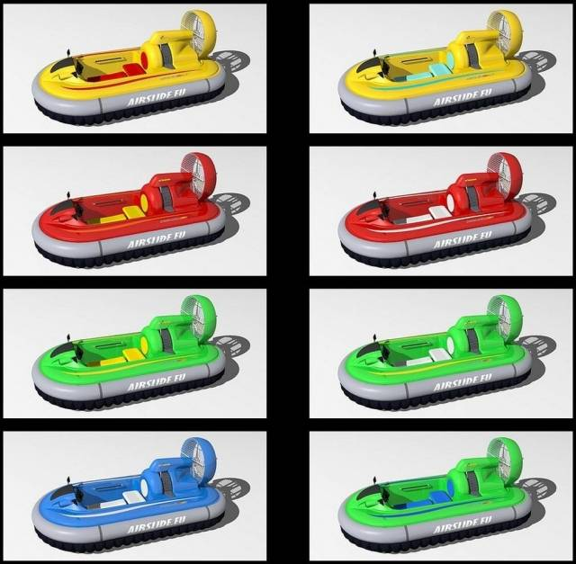 Recreational Hovercraft Airslide H37 (1)