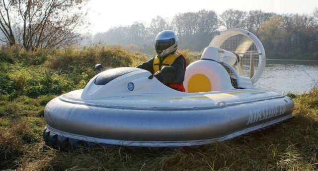 Recreational Hovercraft Airslide H37 (10)