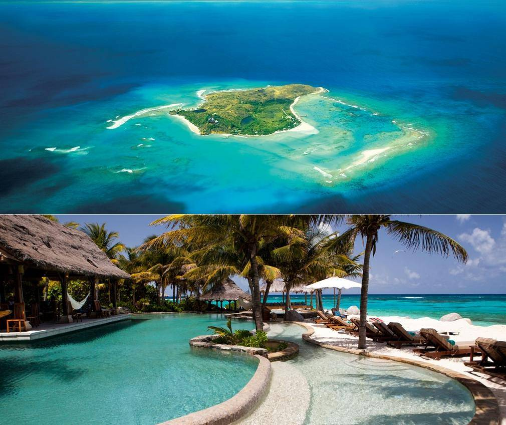 Richard Branson's Private Island For Just $60,000 Per Day