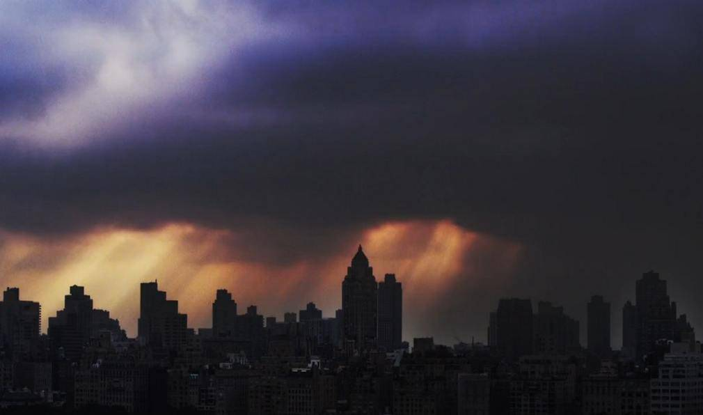 Rumble and Sway - New York Timelapse 2