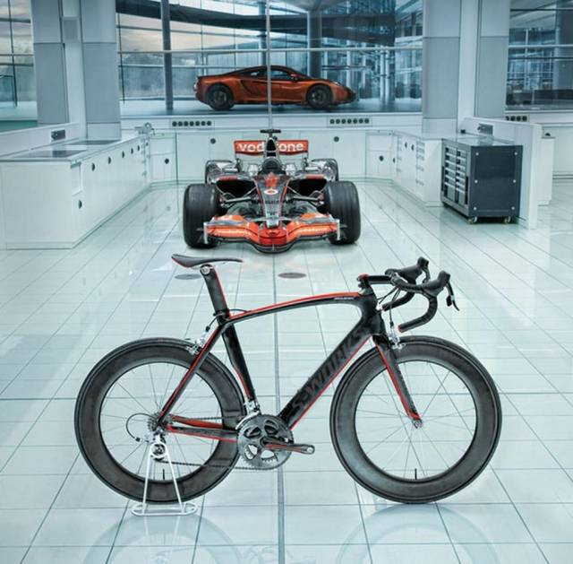 S-Works McLaren Venge bike  1