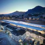 Salzburg Central Station by Kadawittfeldarchitektur com...