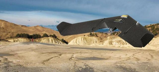 SenseFly drones generate an detailed 3D model (1)