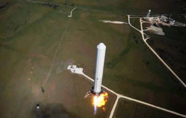 SpaceX Grasshopper reach a new record-setting Height (1)