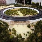 The $5 billion spaceship inspired new Apple HQ