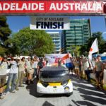The Family Solar-powered car wins race across Australia