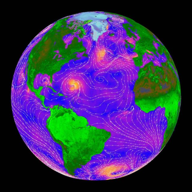 Watching Earth's ocean winds