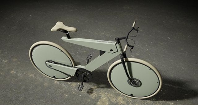 Aerodynamic e-bike concept (3)
