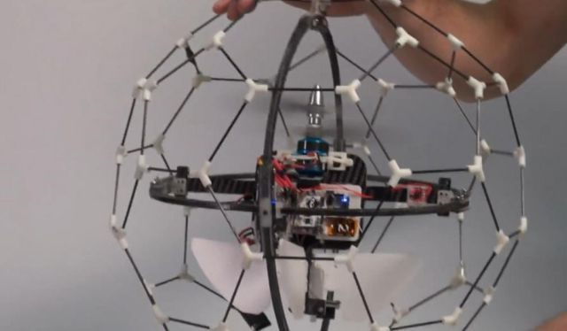 An insect-like ultralight flying robot  2