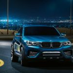 BMW X4 crossover
