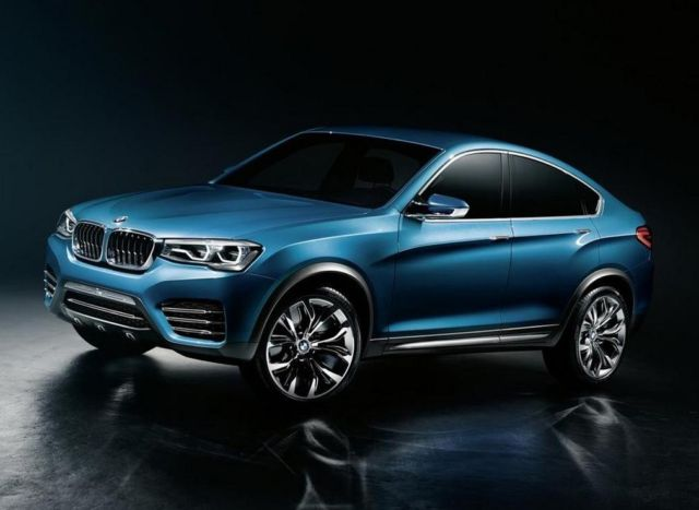 BMW X4 crossover (9)