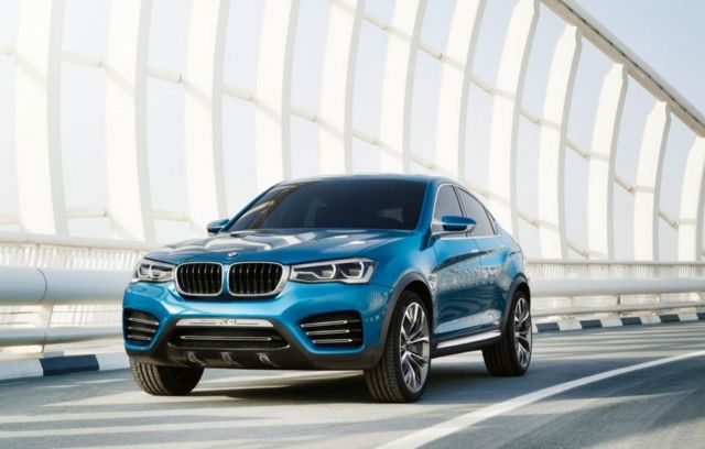 BMW X4 crossover (8)