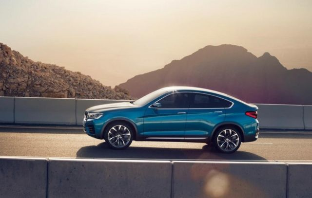 BMW X4 crossover (5)