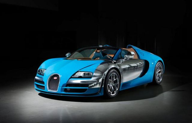 Bugatti's third Legend edition Veyron - Meo Costantini (1)