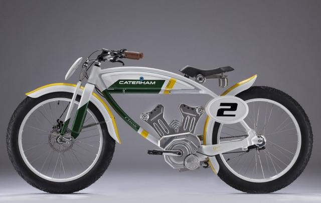 Caterham launched cool electric bikes (3)