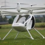 E-volo's 18-rotor electric Volocopter