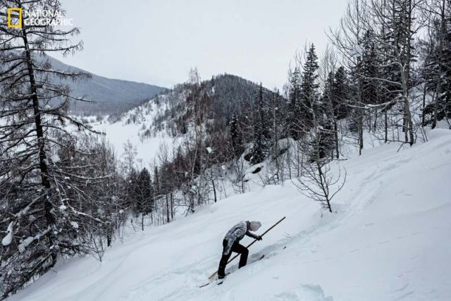First Skiers (2)