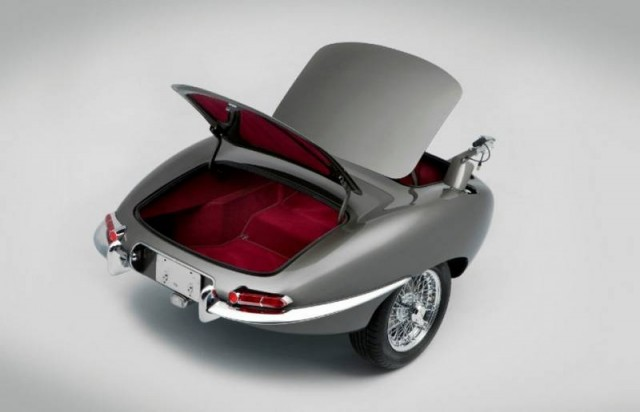 First Stretched Jaguar E-Type unveiled (5)