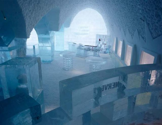 Ice Hotel forced to install Fire Alarms 1